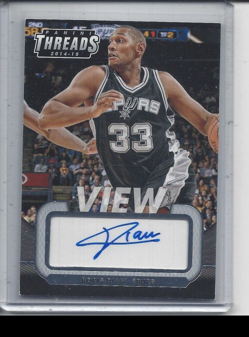 2014-15 Panini Threads<br />Card Owner: Jared Rowland