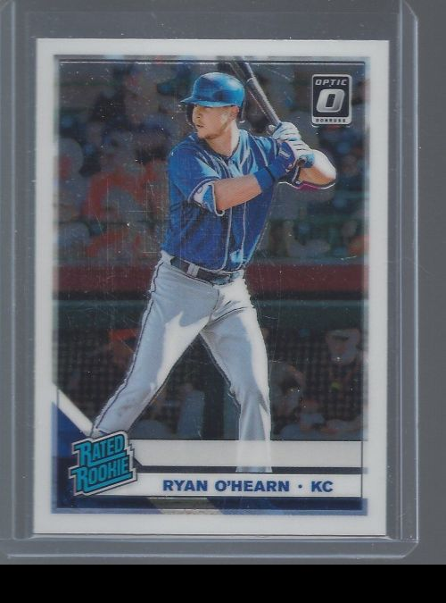 2019 Donruss Optic<br />Card Owner: Trade Box