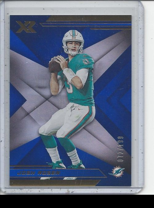 2019 Panini XR<br />Card Owner: Jared Rowland