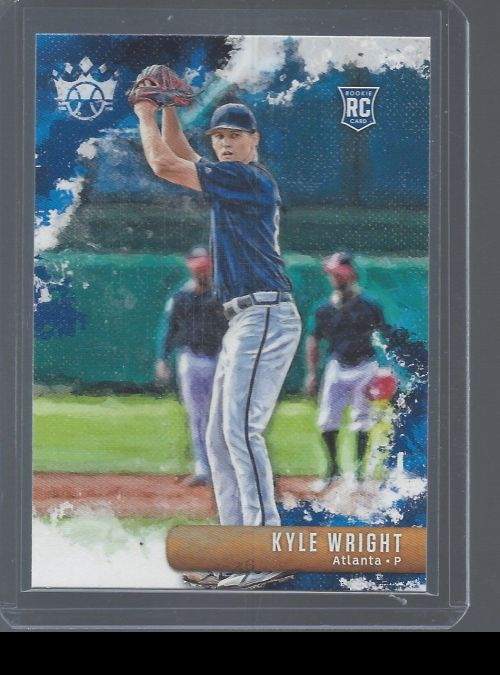 2019 Panini Diamond Kings<br />Card Owner: Chad Sayen