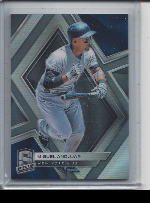 2019 Panini Chronicles   Miguel Andujar<br />Card not available