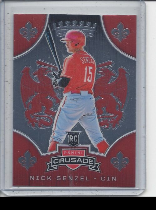 2019 Panini Chronicles   Nick Senzel<br />Card Owner: Trade Box