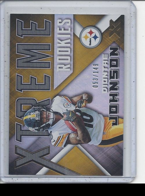 2019 Panini XR   Deionte Thompson<br />Card not available