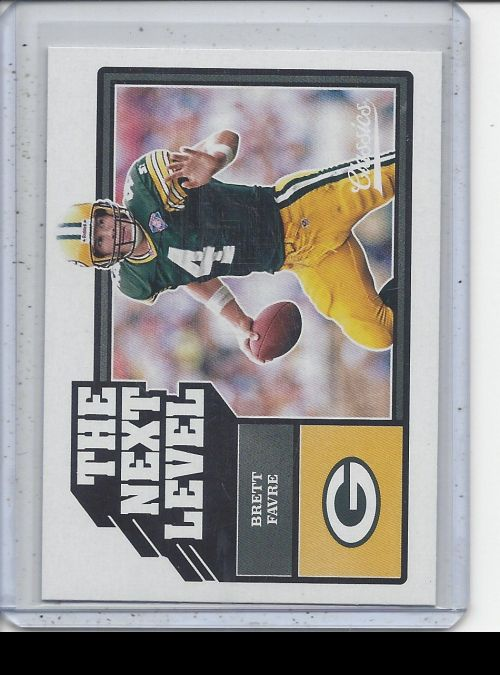 2017 Panini Classics   Brett Favre<br />Card not available