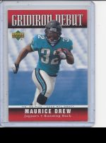 2006 Upper Deck Maurice Jones-Drew