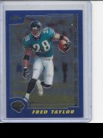2000 Topps Chrome Fred Taylor