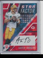 2017 Panini Unparalleled Aaron Rodgers