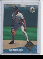 1992 Fleer Ultra Don Mattingly