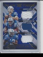 2018 Panini XR Andrew Luck