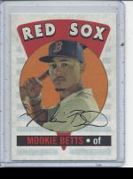 2017 Topps Archives Mookie Betts