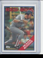 2016 Topps Wade Boggs