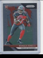 2018 Panini Prizm Ronald Jones II