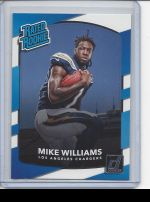 2017 Donruss Mike Williams