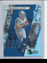 2017 Panini Absolute Andrew Luck