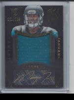 2014 Panini Black Gold Marqise Lee
