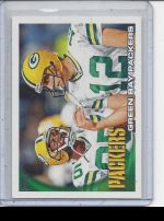 2010 Topps Aaron Rodgers