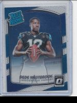 2017 Donruss Optic Dede Westbrook