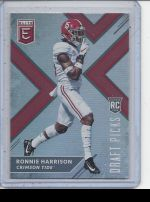 2018 Panini Elite Draft Picks Ronnie Harrison
