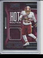 2018 Panini Playbook Chris Thompson
