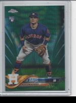 2018 Topps Chrome JD Davis