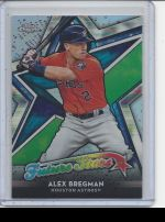 2018 Topps Chrome Alex Bregman