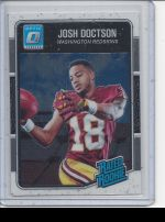 2016 Donruss Optic Josh Doctson