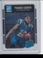 2016 Donruss Optic Pharoh Cooper