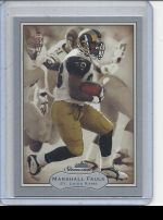 2003 Fleer Showcase Marshall Faulk