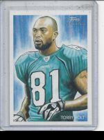 2009 Topps National Chicle Torry Holt