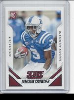 2015 Score Jamison Crowder