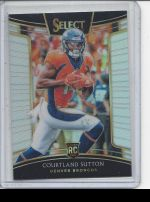 2018 Panini Select Courtland Sutton