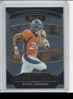 2018 Panini Select Royce Freeman