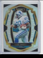 2018 Panini Select Barry Sanders