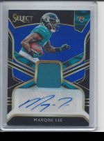 2018 Panini Select Marqise Lee