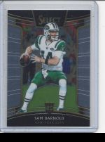 2018 Panini Select Sam Darnold