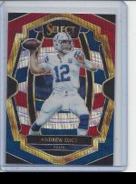 2018 Panini Select Andrew Luck