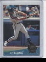 1992 Fleer Ultra Jeff Bagwell
