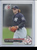 2017 Bowman Draft Clint Frazier