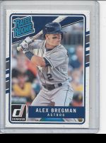2017 Donruss Alex Bregman