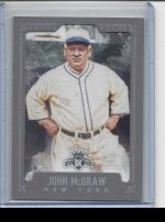 2017 Panini Diamond Kings John McGraw