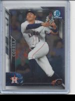 2016 Bowman Chrome Carlos Correa