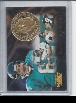 1996 Pinnacle Mint Mark Brunell