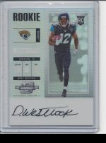2017 Panini Contenders Optic Dede Westbrook