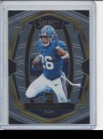 2018 Panini Select Saquon Barkley