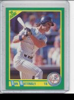 1990 Score Don Mattingly