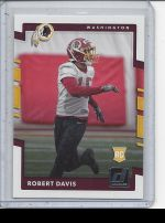 2017 Donruss Robert Davis