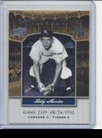 2008 Upper Deck Billy Martin