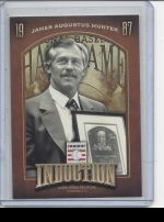 2013 Panini Cooperstown Jim Hunter