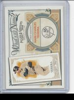 2012 Topps Allen & Ginter Mark Teixeira