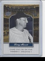 2008 Upper Deck Tommy Henrich